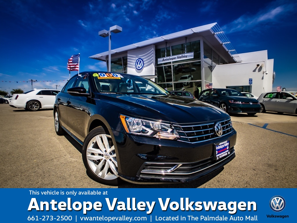 $3,750 Off All 2019 Passat Models
