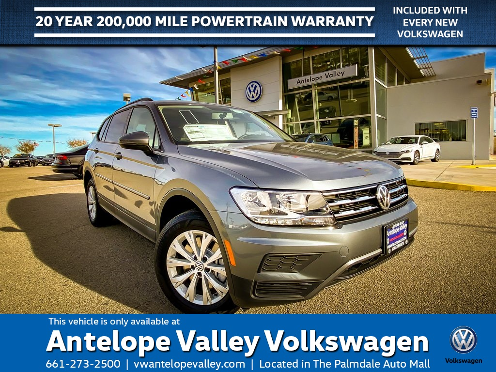 $255 Lease on a New 2020 Volkswagen Tiguan 2.0T S FWD 4D Sport Utility