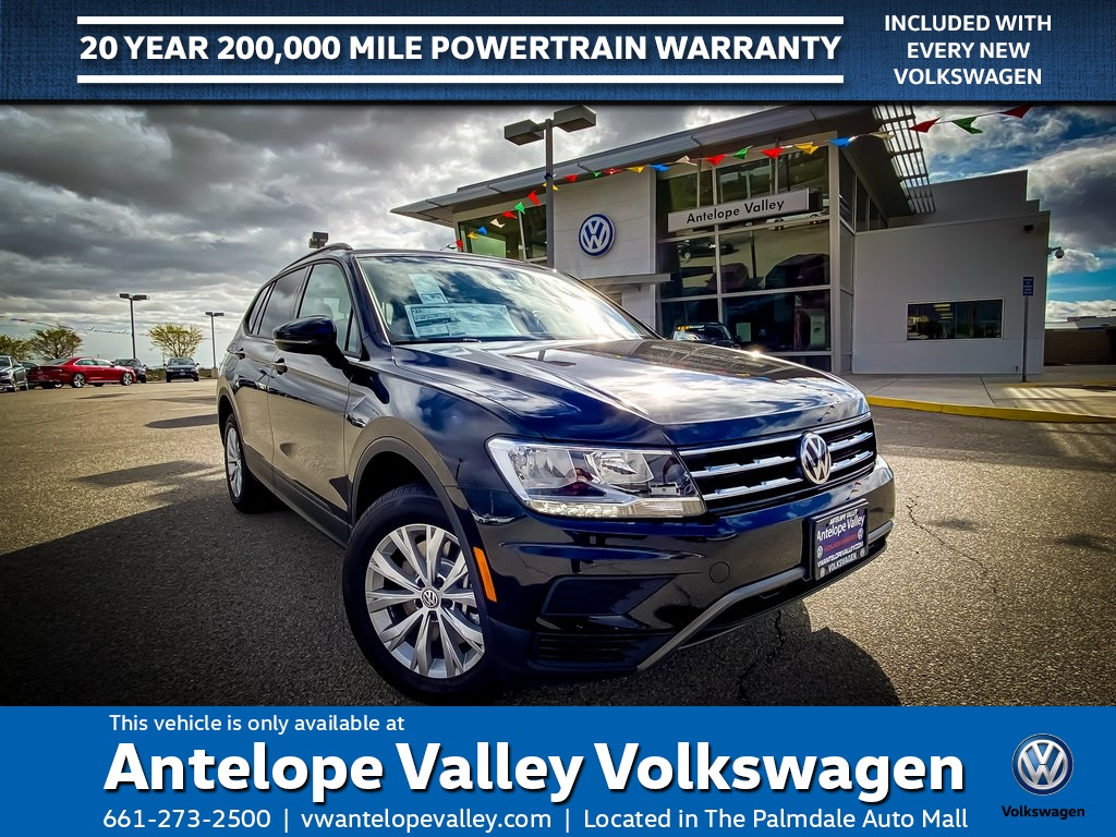 Sign Then Drive Special: $232 Lease on a New 2020 Volkswagen Tiguan 2.0T S FWD 4D Sport Utility