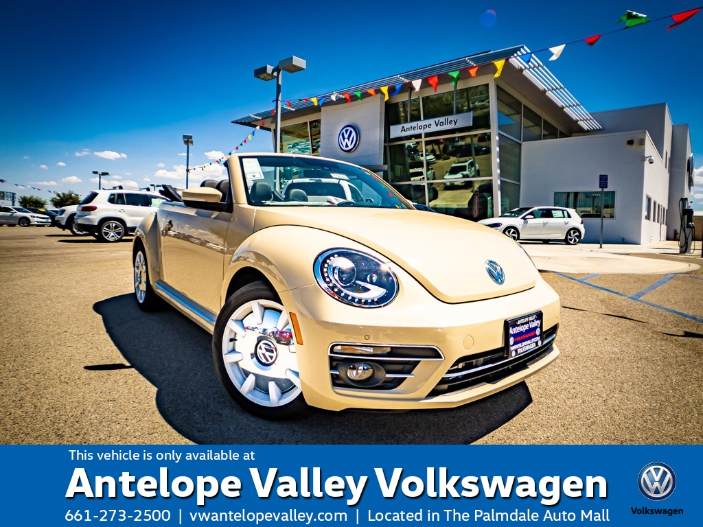 $1,250 Off All 2019 Beetle Models