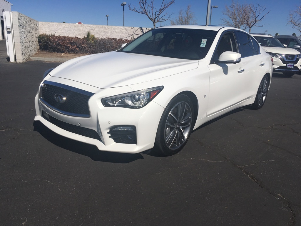 pre owned 2014 infiniti q50 sport 4d sedan in palmdale. Black Bedroom Furniture Sets. Home Design Ideas