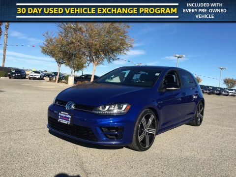 Pre-Owned 2015 Volkswagen Golf R